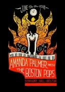 AMANDA PALMER THE BOSTON POPS 2008