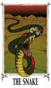 VOLVO TAROT - The Snake