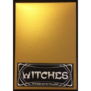 WITCHES - 10 cards set