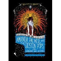 AMANDA PALMER & THE BOSTON POPS - New Year's Eve