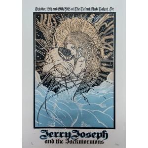 Jerry Joseph & The Jackmormons October 2018