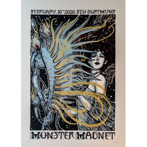 MONSTER MAGNET - Live in Dortmund 2020