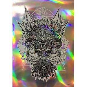 UFOMAMMUT - 8 - Silver foil