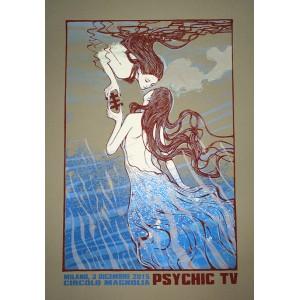 PSYCHIC TV - regular edition
