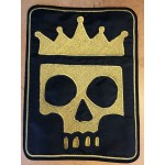 SKULLKING Back Patch